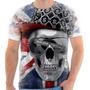 Camiseta Camisa Caveira Mexicana Boné $ Óculos Inglaterra 53