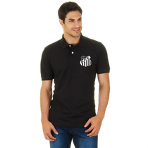 Camiseta Polo Santos - Personalizada