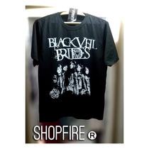 Camiseta De Rock Black Veil Brides - Shopfire ®