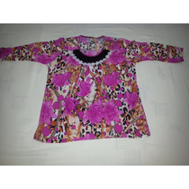 Blusa Extra G Feminina Liganete Otima Costura Gg Grande