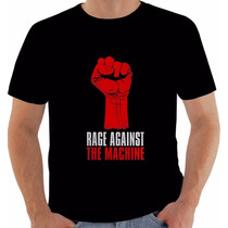 Camiseta Rage Against The Machine Ratm