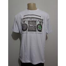 Camiseta Chronic 4:20 Rádio Roots Sound System Crazzy Store
