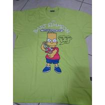 Camisa Bart Simpsons