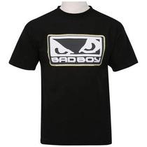 Camiseta Bad Boy Pro Series Bandeiras - Masculina