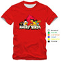 Camisa Camiseta Angry Birds Jogo Passarinho Varios Modelos !
