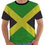 Camisa Camiseta Baby Look Regata Jamaica Bob Marley Reggae 8