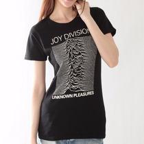 Blusa Baby Look Feminina Joy Division Smiths Rock Pleasure