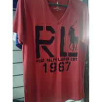 Camiseta Polo Ralph Lauren Gola V