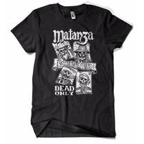 Camiseta Matanza Dead Only