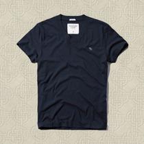 Camisa Camiseta Abercrombie Fitch Gola V Original - P