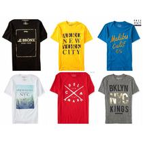 Camiseta Marca Aeropostale Camisa Importada Original