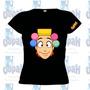 Camisetachaves Dona Florinda Promoção Baby Look Feminino