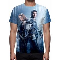Camisa, Camiseta Filme O Caçador E A Rainha Do Gelo - 2016