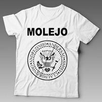 Camiseta Molejo Satira