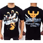 Camiseta De Banda - Judas Priest - British Steel