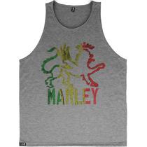 Regata Ziggy Marley Bob Camisetas Blusa Moletom Rasta Reggae