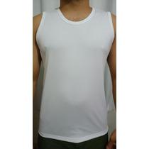 Camiseta Regata 100% Poliester Ref.: 0030 Preço De Atacado.