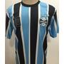 Camiseta Grêmio Masculina Tricolor Oficial Licenciada