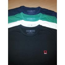 Camisetas De Malha, 100% Algodão, Fio Penteado 30/01.