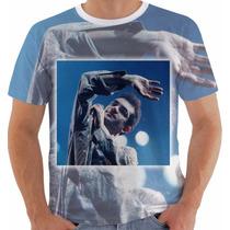 Camisa Camiseta Baby Look Legião Urbana Renato Russo 12 Cor