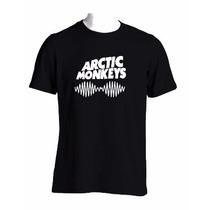 Camiseta Banda Arctic Monkeys - Camisas Rock