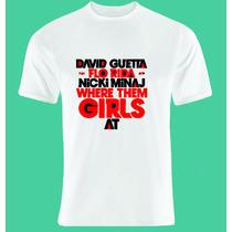 Camiseta David Guetta