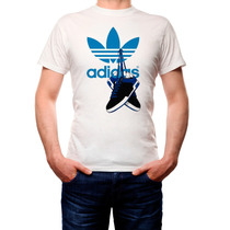 Camiseta Masculina Adidas Skate Marca Nike Sb