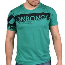 Camiseta Onbongo Haad Rin Verde