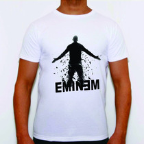 Camiseta Personalizada Eminem D12 Shady Swag Hiphop Top Plt