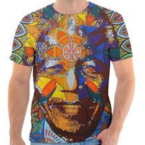 Blusa Nelson Mandela Personalizada Sublimaca
