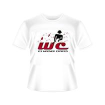 Camiseta Dj Wagner Rota 262 Tradicional Ou Babylook
