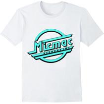 Camiseta Dj Micmac 100% Algodão Penteado Fio 30.1
