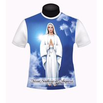 Camiseta Católica - Nossa Senhora Anguera