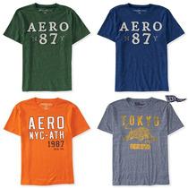 Camiseta Originais Aéropostale Pronta Entrega Vários Modelos