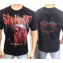 Camiseta De Banda - Slipknot - The Devil In I