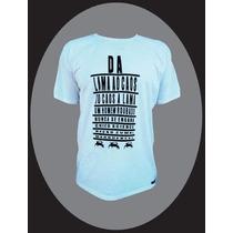 Camiseta Alternativa Rock - Nação Zumbi/da Lama Ao Caos