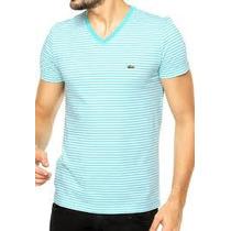 Presentes O Dia Dos Pais Lacoste Camiseta 50% N. 8 12x S/j