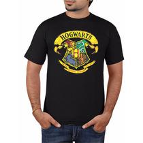 Camisa Harry Potter Hogwarts Color