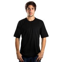 Camiseta Básica Penteada Fio 30.1 Colorida 100% Algodão