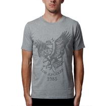 Camiseta Guns N Roses Blusas Moletom Regata Banda Rock Slash