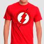 Camiseta Herois Dc Comics Flash - Adriana Rufato