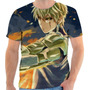 Camiseta Camisa Masculina Anime Otaku - One Punch Man 15