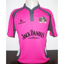 Camisa Pucket Pirates Rugby Olorun Importada Jack Daniels