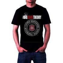 Camiseta - The Big Bang Theory