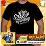 Camiseta Gas Monkey Garage Seriado Texas Dallas Discovery