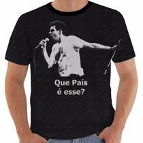 Camisa Camiseta Baby Look Legião Urbana Renato Russo 14