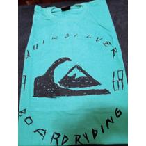 Camisetas Quiksilver Tam. G Várias Cores