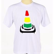 Camiseta Camisa Estampada Banda Rap Cone Crew Diretoria
