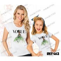 Tal Mãe Tal Filha Baby Look + Camiseta Princesa Tiana Kit