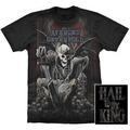 Camiseta De Banda - Avenged Sevenfold - Premium - Stamp